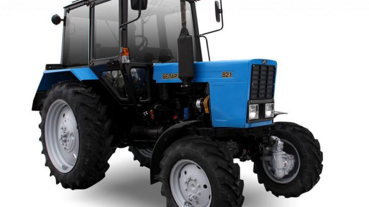 Трактор МТЗ-82 «Беларус»