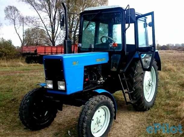 Трактор МТЗ-80 «Беларус»