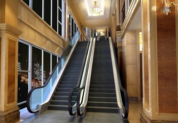 Эскалатор для магазина
