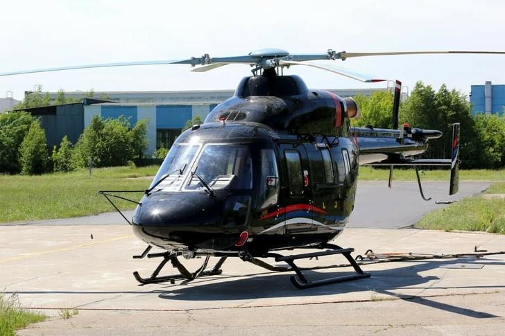 «Вертолеты России» поставили второй «Ансат» в Боснию и Герцеговину