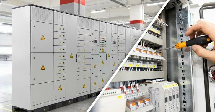 ССТэнергомонтаж начала производство низковольтных комплектных устройств (НКУ)