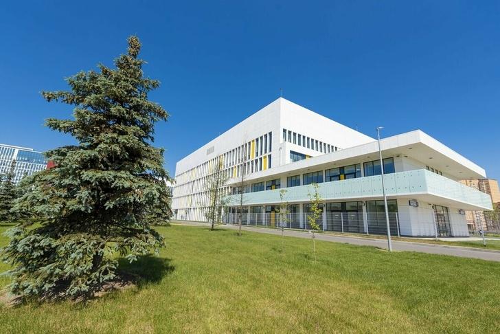 В Москве открылся новый детский инфекционный комплекс