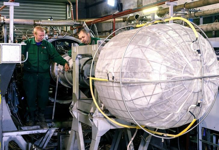 Завершен первый этап испытаний газогенератора ПД-8 для ближнемагистральных самолетов SSJ-NEW