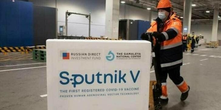 В Турцию доставлена первая партия вакцины «Спутник V»