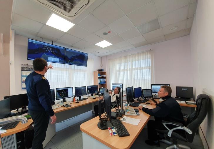 «Росморпорт» начал использование нового программно-аппаратного комплекса в морском порту Сабетта