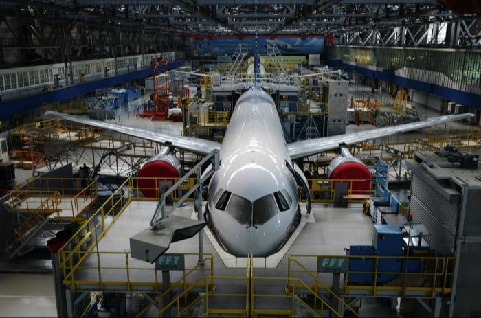 Новый цех окончательной сборки МС-21 запущен на Иркутском авиазаводе