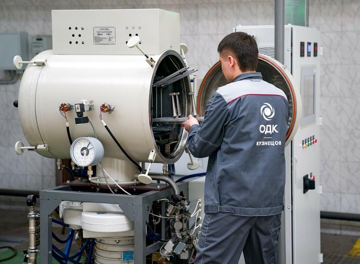 ОДК повысила качество лопаток двигателей самолетов дальней авиации