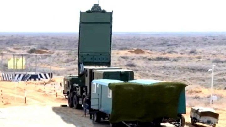 Новая РЛС «Енисей» для комплексов С-500 «Прометей» принята на вооружение