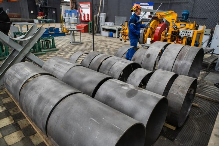 В Нижнем Новгороде открыт завод «Современные трубопроводные системы»