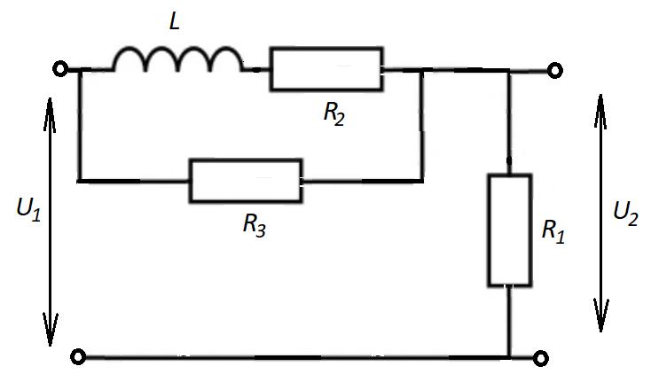Определение АЧХ и ФЧХ, качественно  – 6