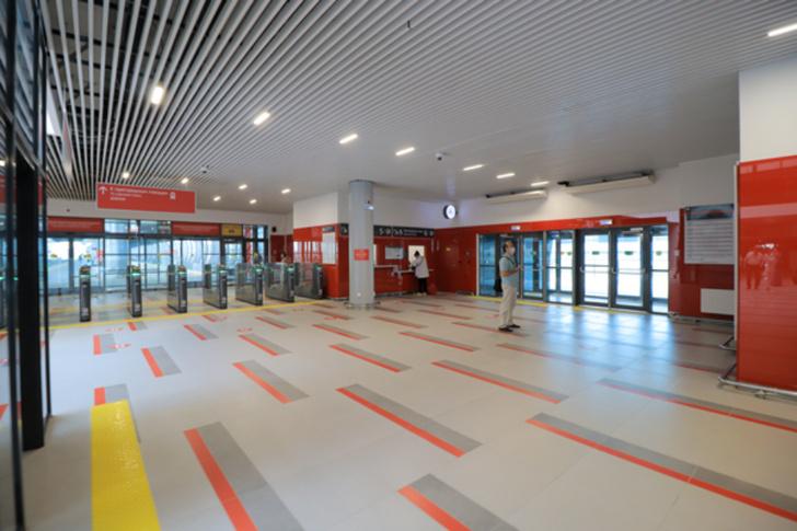 «Аэроэкспресс» открыл новый терминал в аэропорту Домодедово