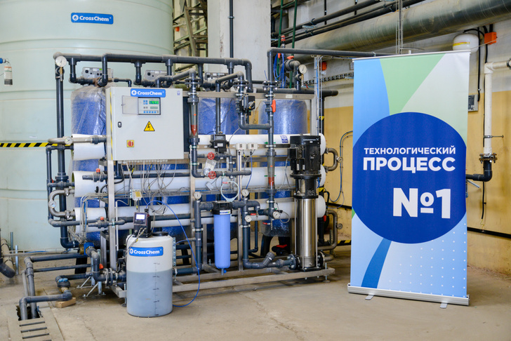«Уралхим» начал производство жидкого реагента AdBlue в Смоленской области