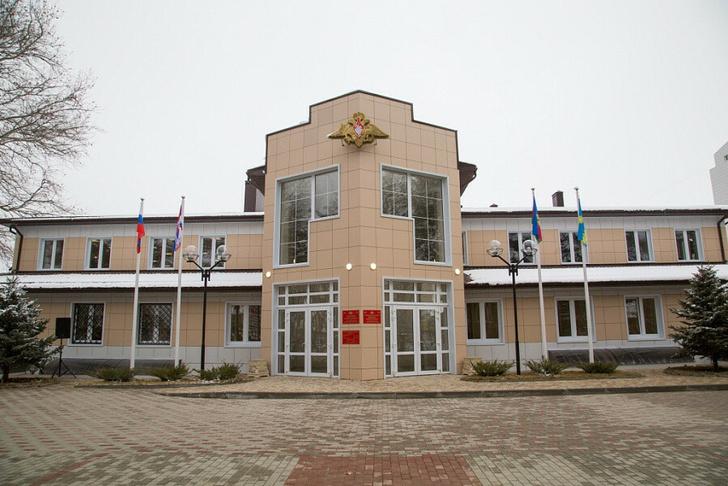 В Анапе открыли новое здание военного комиссариата