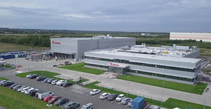 Компания «Сарштедт» запустила производство в петербургском индустриальном парке «Марьино»
