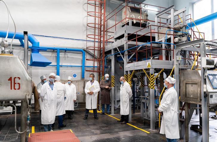 РЭНЕРА модернизирует производство катодных порошков для накопителей энергии