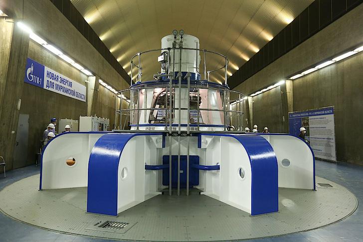 Завершён первый этап модернизации гидроагрегатов на Верхне-Туломской ГЭС