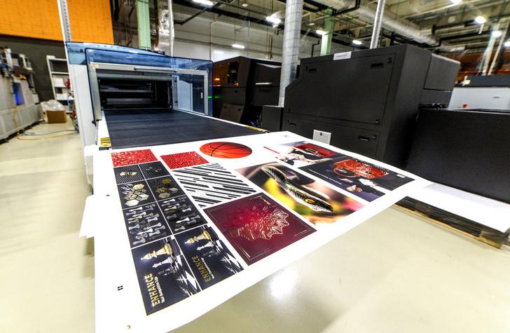 «Фотоэксперт» открыл новую типографию в Печатниках